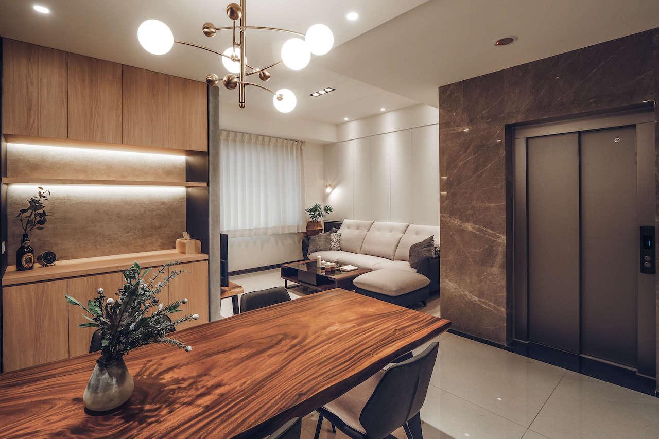 住宅|小福砌空間設計